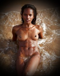 Sexy Black Goddess