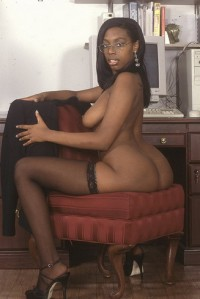 VideoChat with Live Ebony