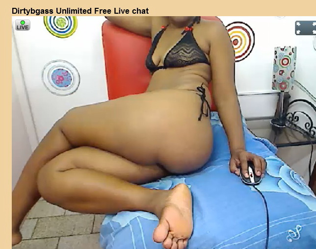 Ebony camgirl? Oh yes!