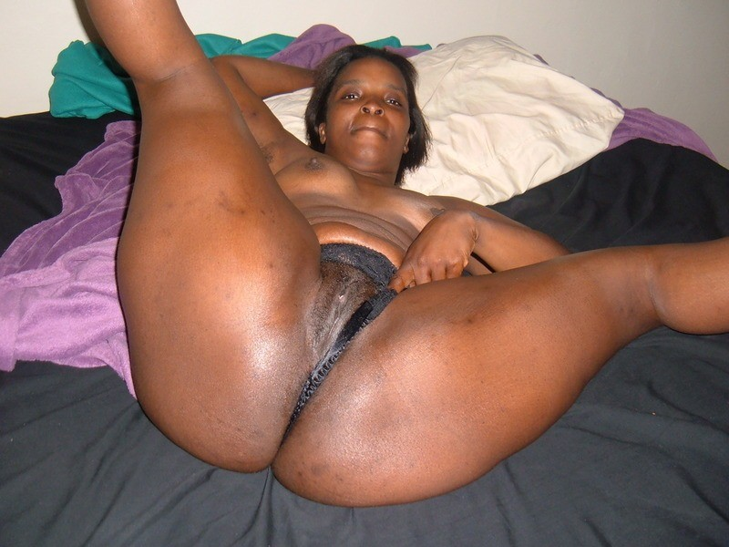 Big black ass and tities