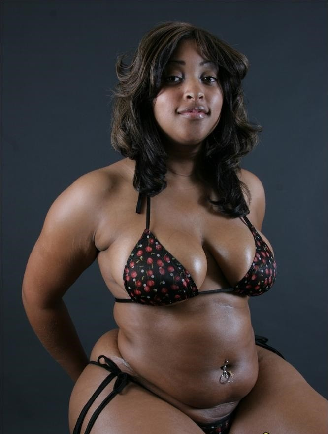 Hot Black Lady - Black African Girls