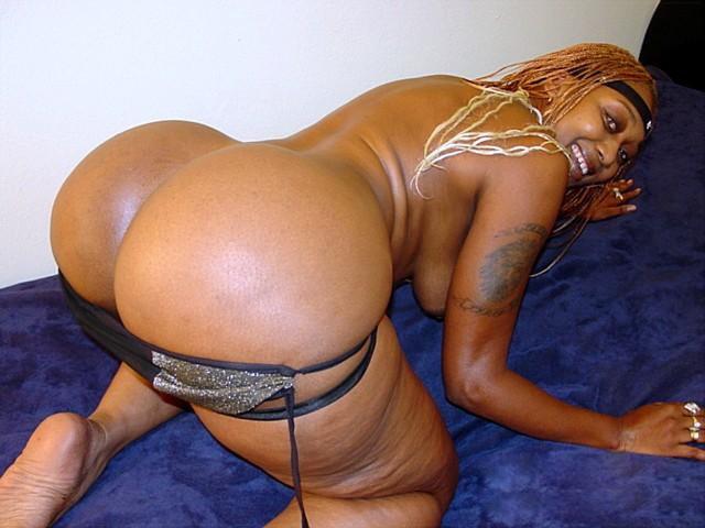 African Goddess hot show