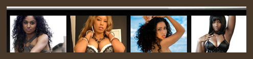 My Black Models - Hot Black Babes